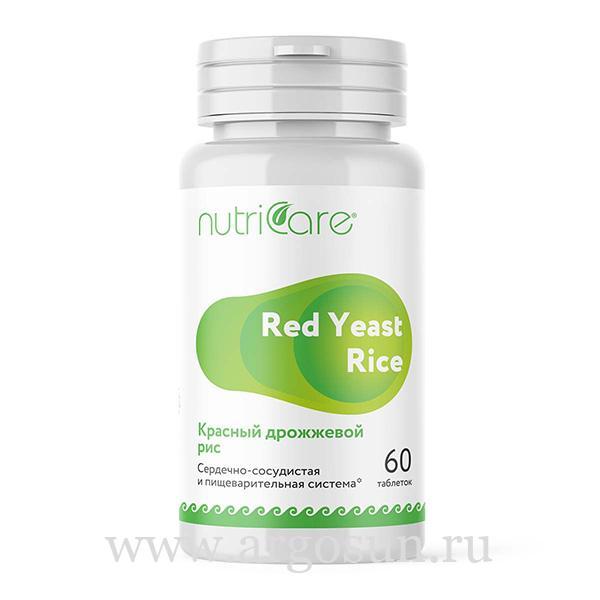 Красный дрожжевой рис